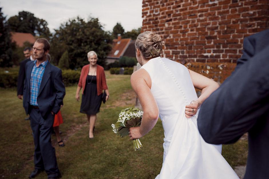 Hochzeit in Mecklenburg