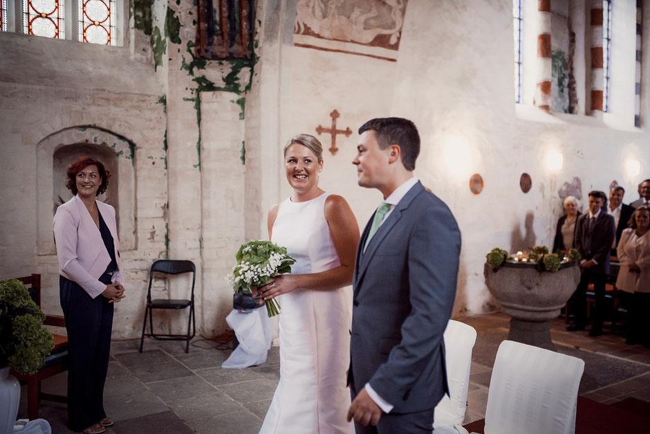 Brautpaar in Lubmin