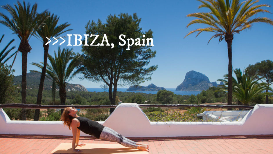 Yoga Retreat Ibiza - Evolution Retreats