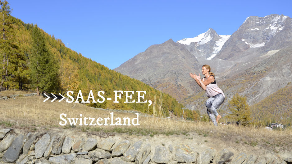 Yoga Weekend Saas-Fee Svizzera - Evolution Retreats