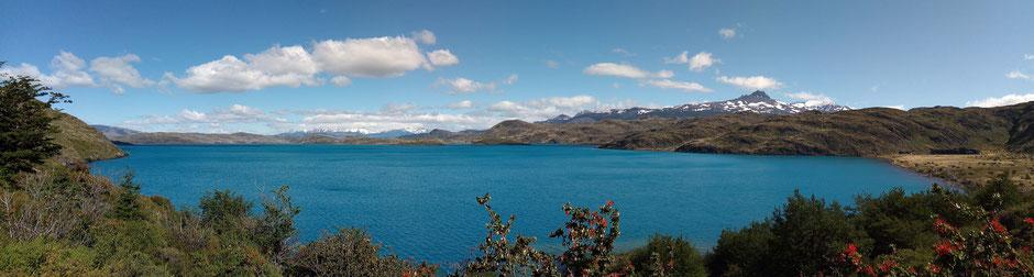 Au revoir lac Péhoé