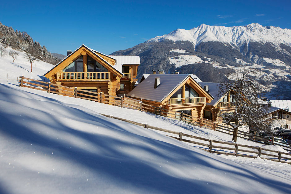 TyroLadis Chalets in Serfaus - Fiss - Ladis, winter season