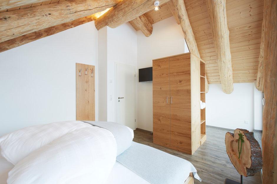 Chalet Schlafzimmer mit Wohnqualität