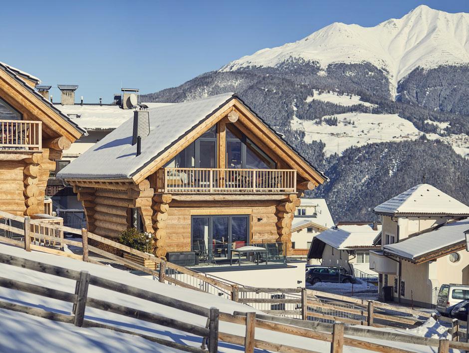 Tirol Chalet TyroLadis das Chalet Faltri