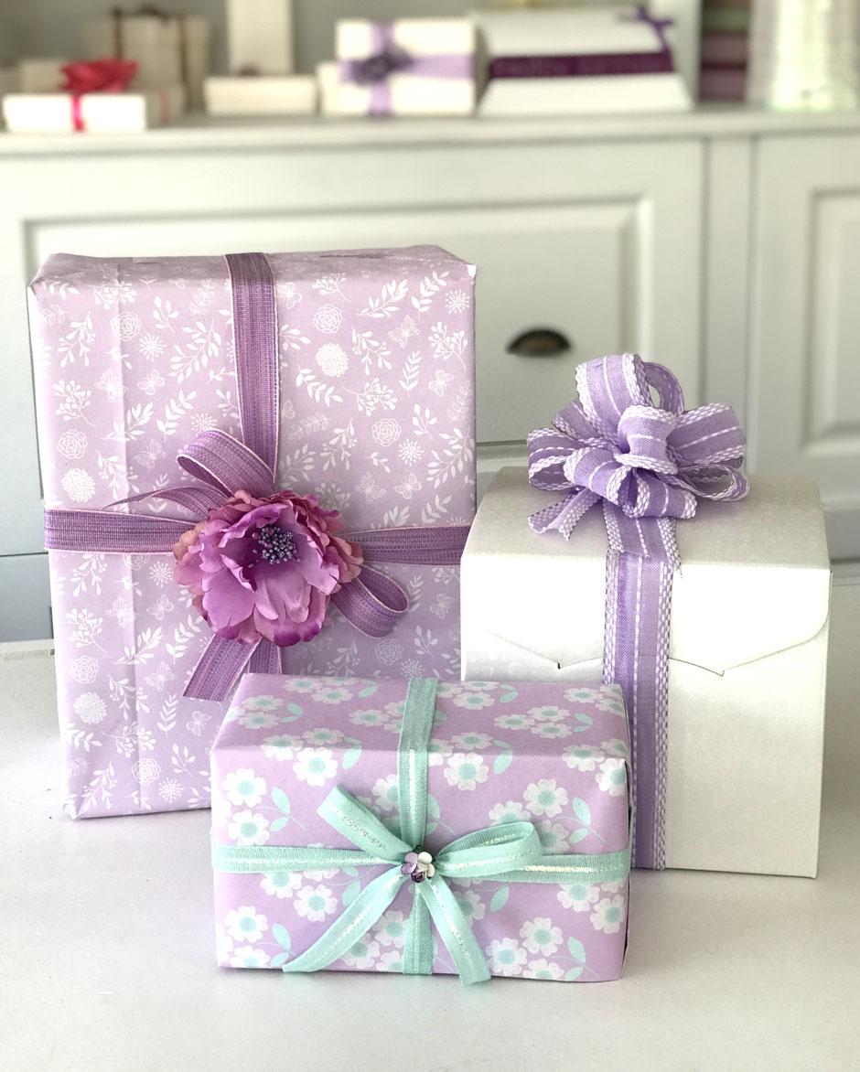 Geschenkverpackung Muttertag