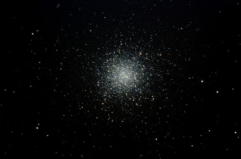 M13 Шаровое скопление в Геркулесе