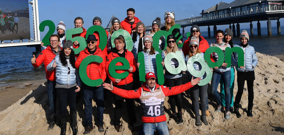 Großartige Spende von 25.000€ durch Cellagon an die Welthungerhilfe