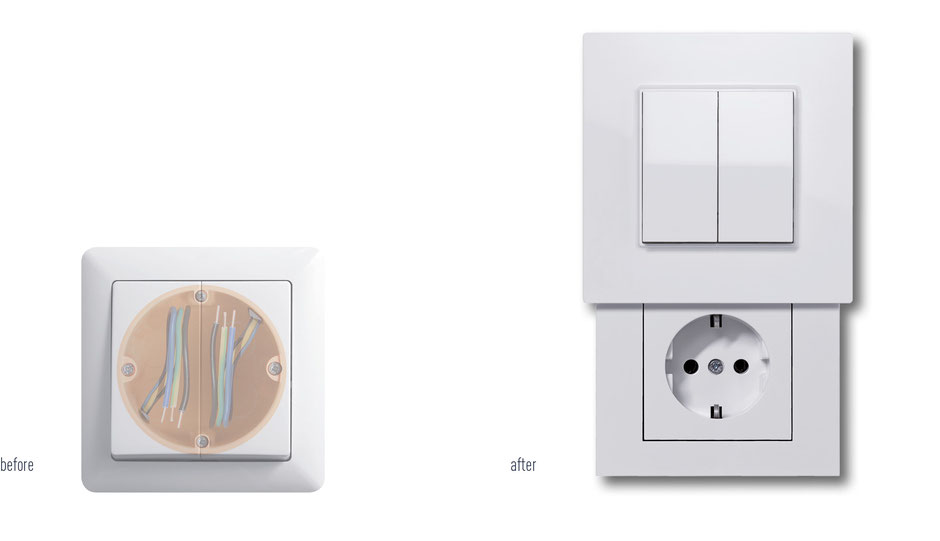 The Innovative Socket With Friends Of Hue Light Switch Die