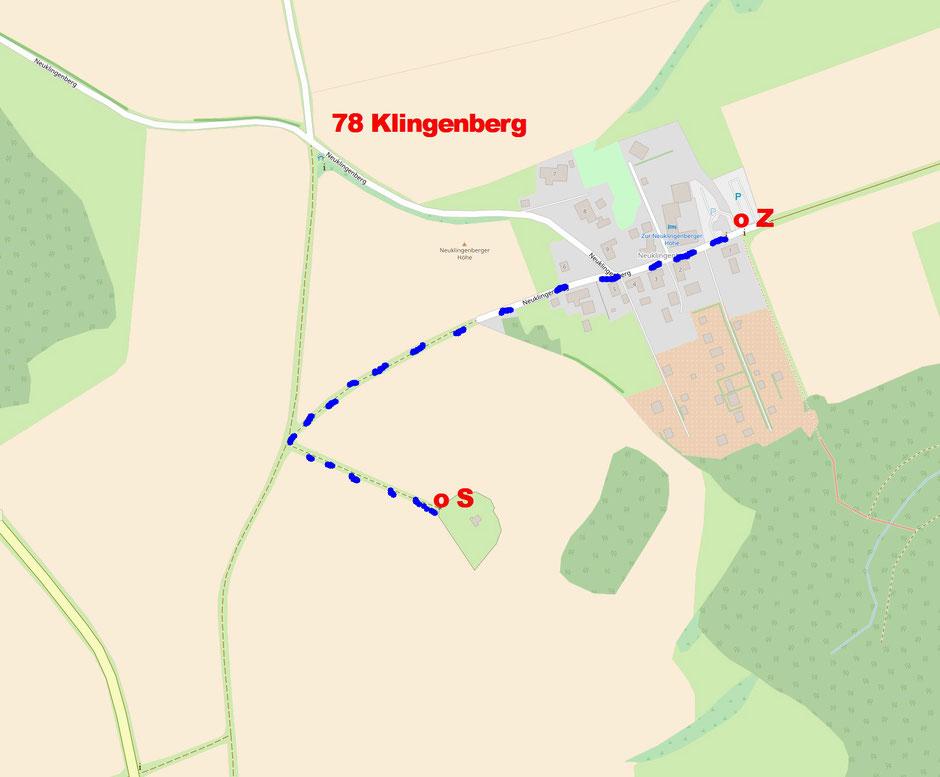 78 Klingenberg