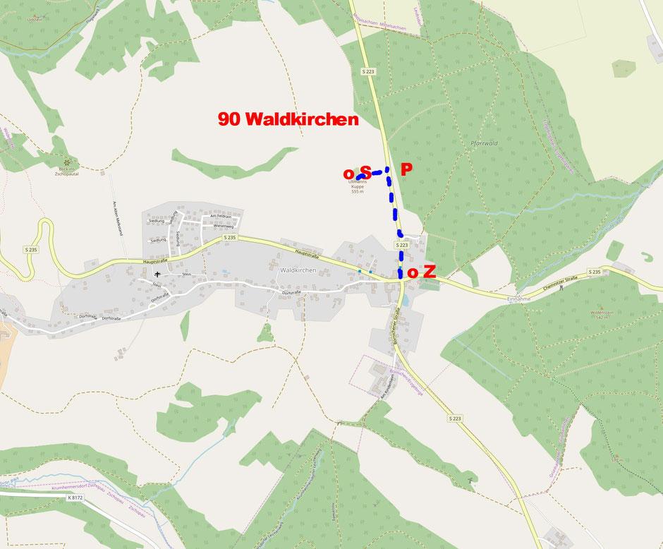 90 Waldkirchen