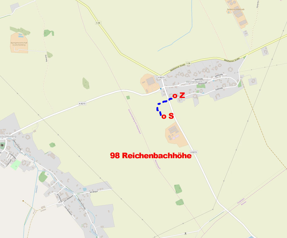 98 Reichenbachhöhe