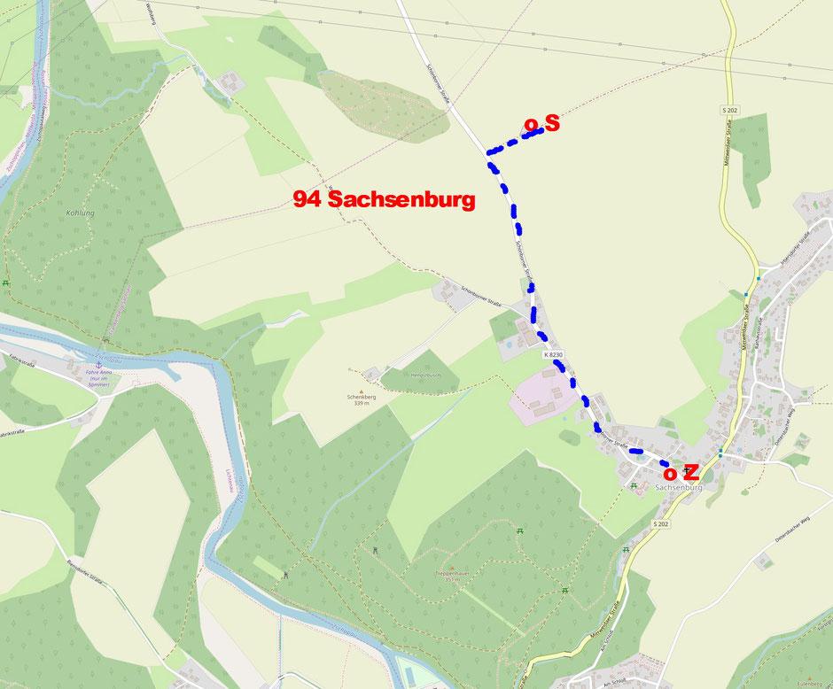 95 Sachsenburg