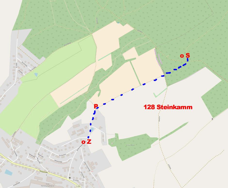 128 Steinkamm