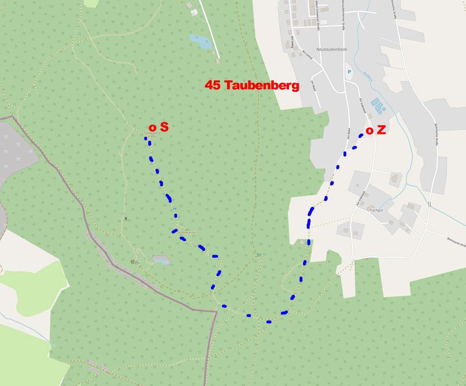 45 Taubenberg
