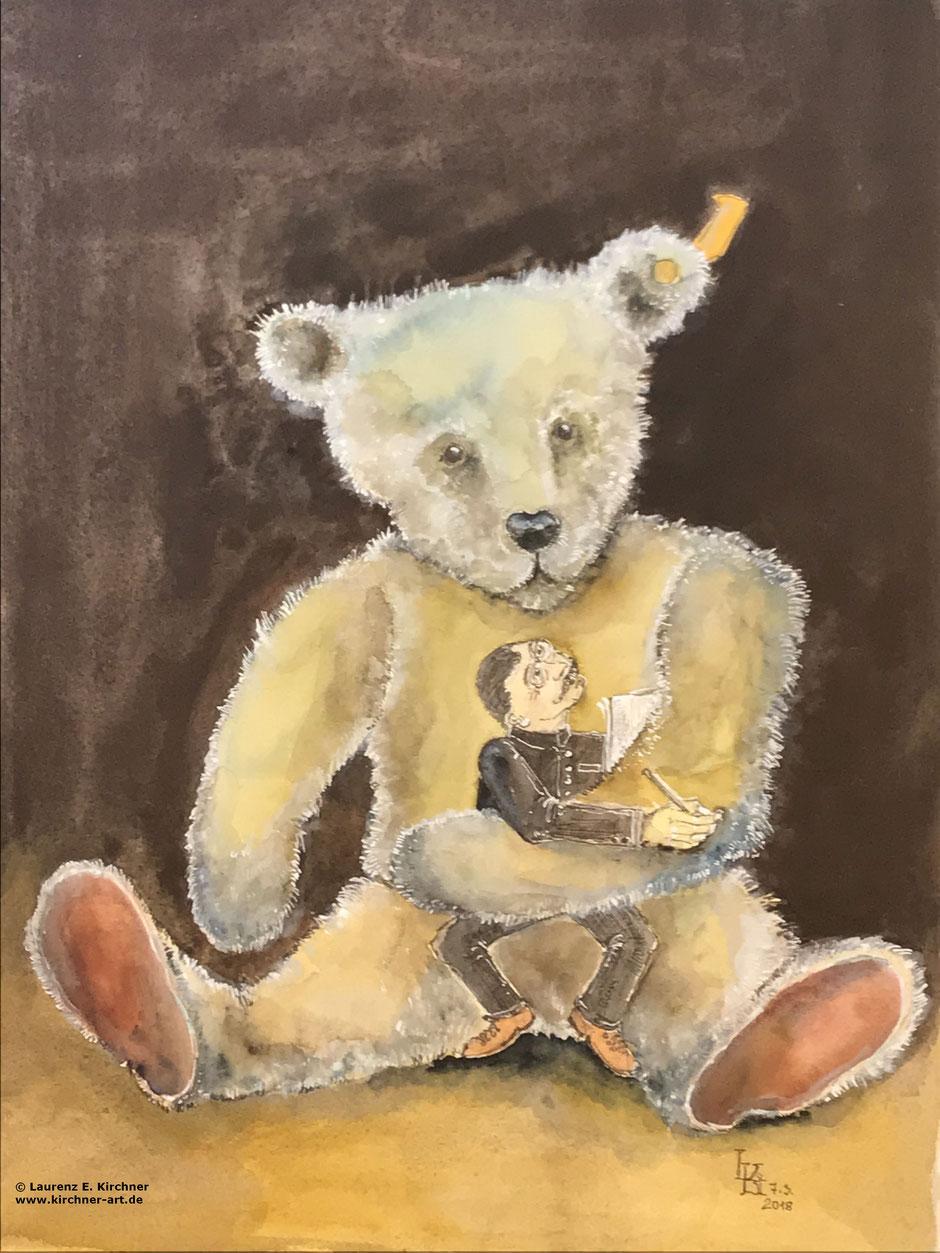 7. März 1903 - erster Teddybär vor 115 Jahren