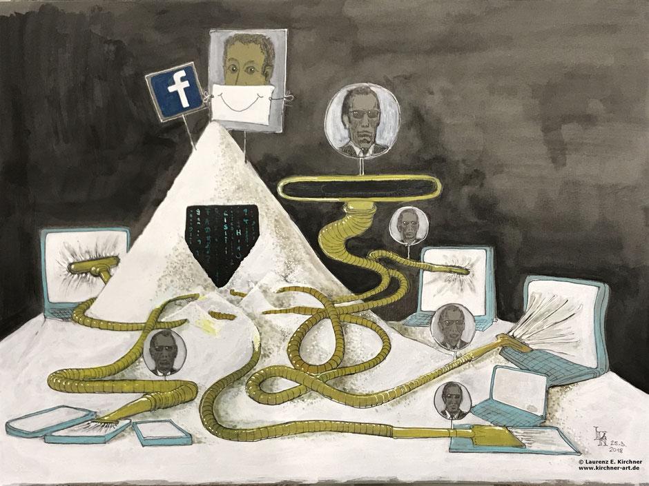 Facebook - Skandal