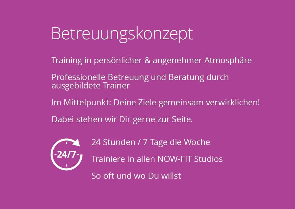 Im Fitnessstudio NOW-FIT in Raubling bei Rosenheim, Salzburg, Kufstein und Kiefersfelden. 24/7, 24 Stunden / 7 Tage die Woche  Trainiere in allen NOW-FIT Studios So oft und wo Du willst