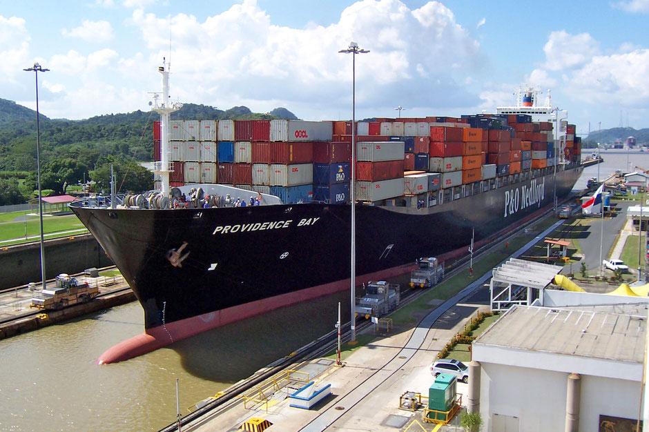 Panama, Panamakanal, Panamakanal Ferien, Panama Reise buchen