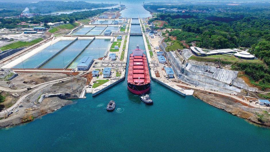 Helikopterrundflug Panama, Panama Kanal anschauen, Panama Reise, Panama buchen