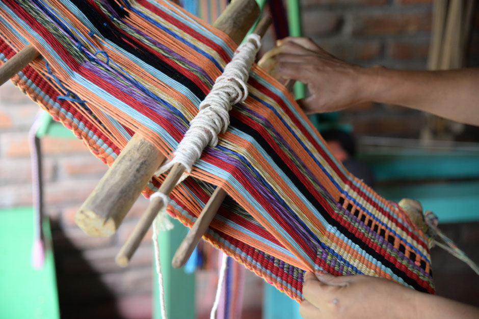 Nicaragua Weben