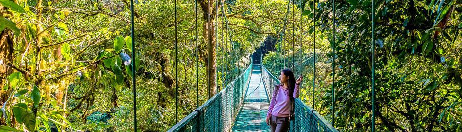 Ausflüge in Costa Rica. Reiseleitung Costa Rica. Rundreise in Costa Rica buchen. Ferien buchen in Costa Rica.