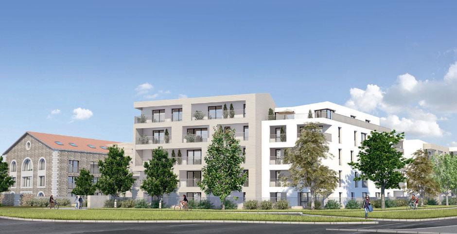 Programme immobilier sur La Rochelle