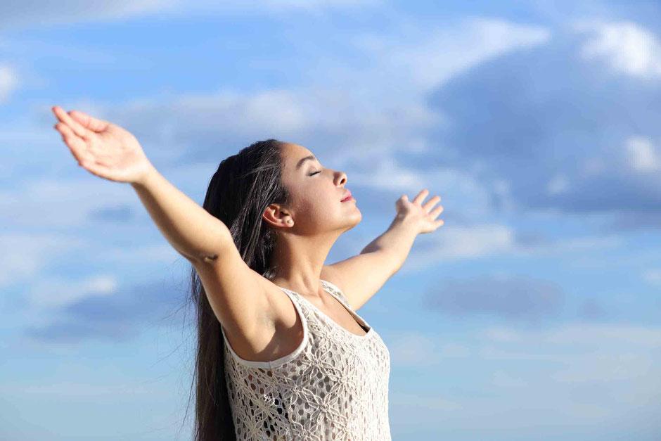 Lösen Sie die Ursachen Ihrer psychischen Erkrankungen und Probleme auf und werden Sie frei!