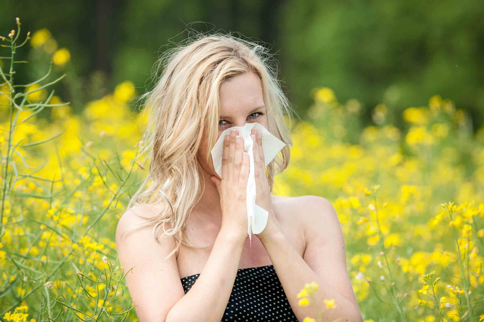 Allergie, Allergisches Asthma