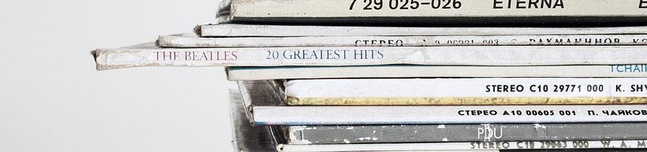 Ankauf von Vinyl LPs und Schallplattensammlungen