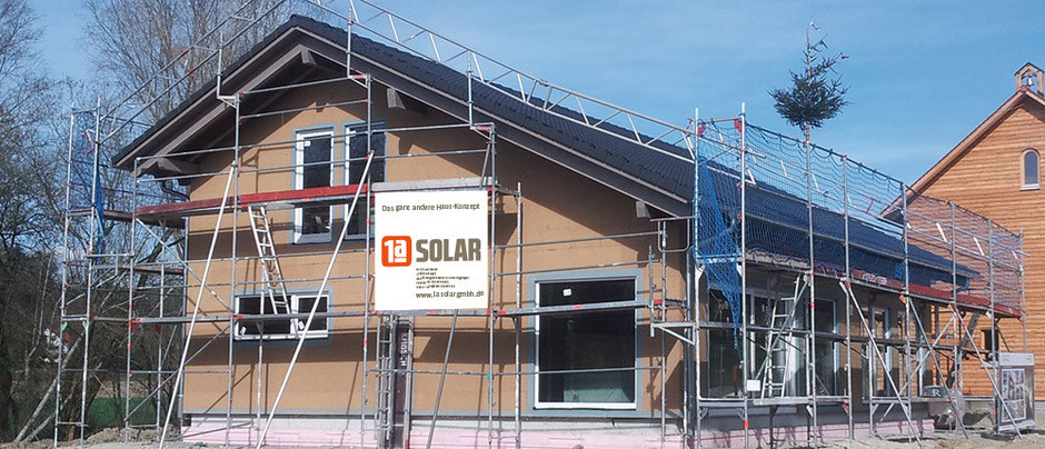 Baustelle 1a Solar GmbH