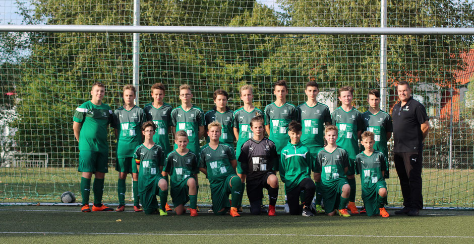 C-Jugend Saison 2018/2019