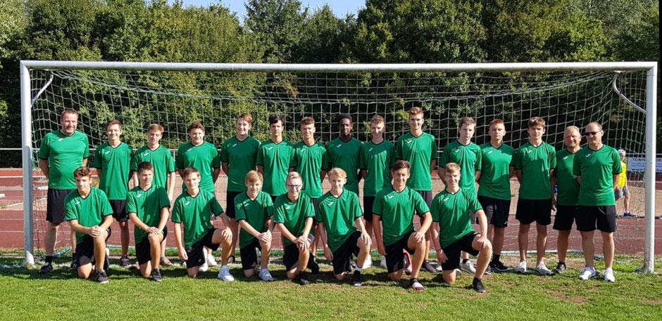 B-Jugend TSV Heiligenrode