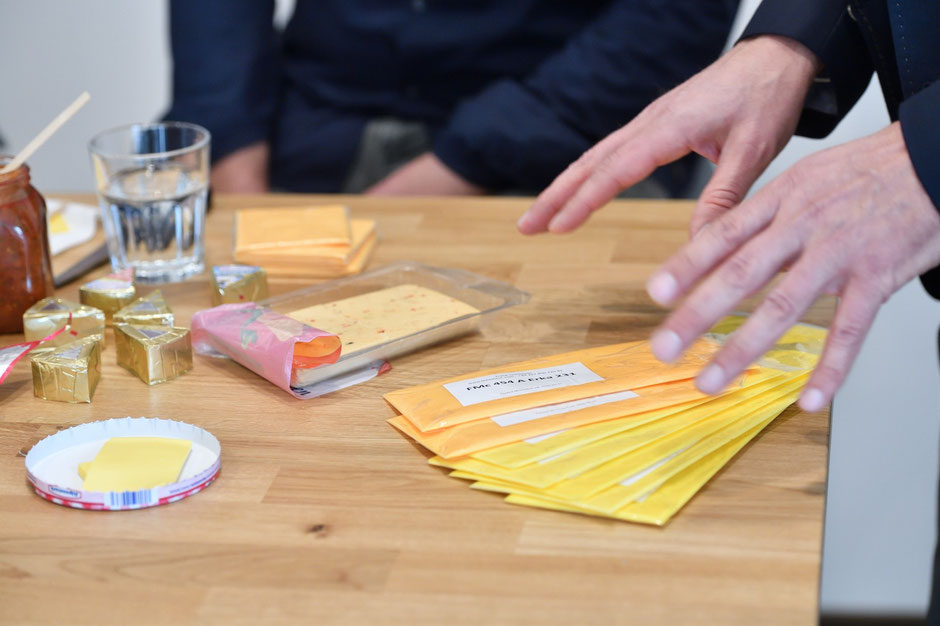 Processed cheese Workshop Frank Lichtmess Theory