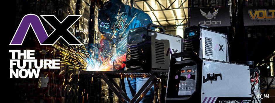cortadoras de plasma axtech