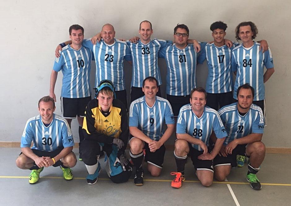 Team-Foto der Herren der Saison 2017/2018