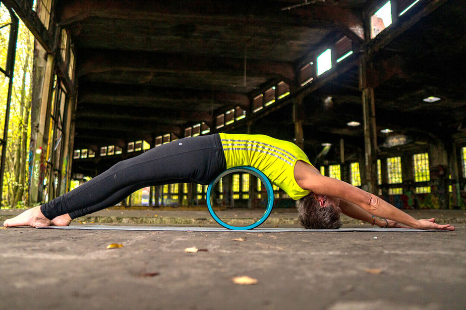 Claudia Poggemann Motivation Bewegung Yoga smovey® Online Kurse