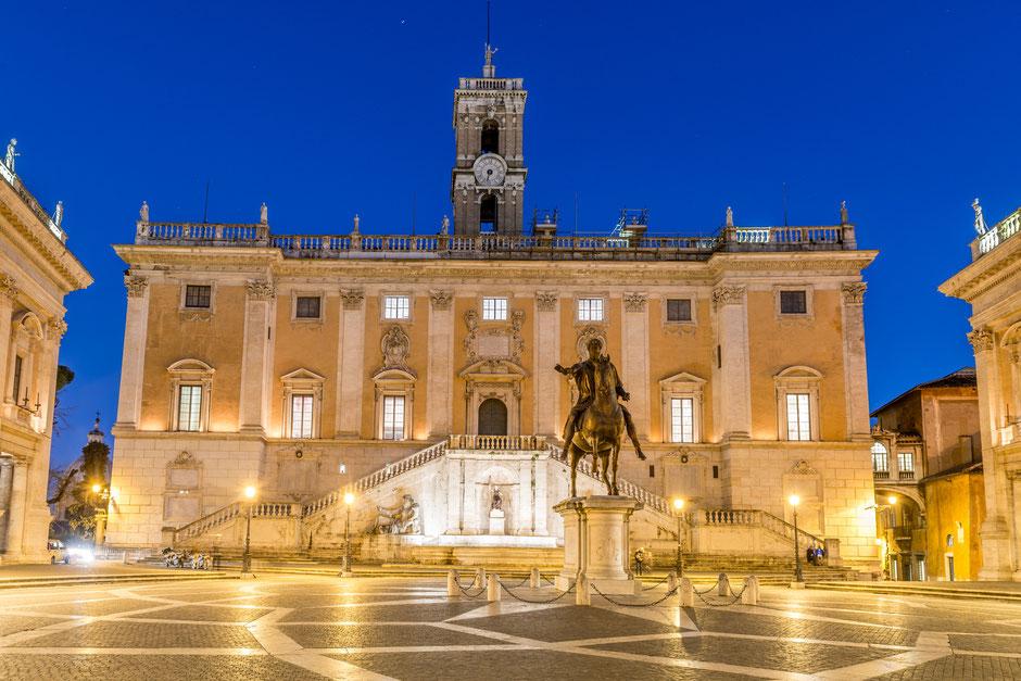 Das Kapitol in Rom