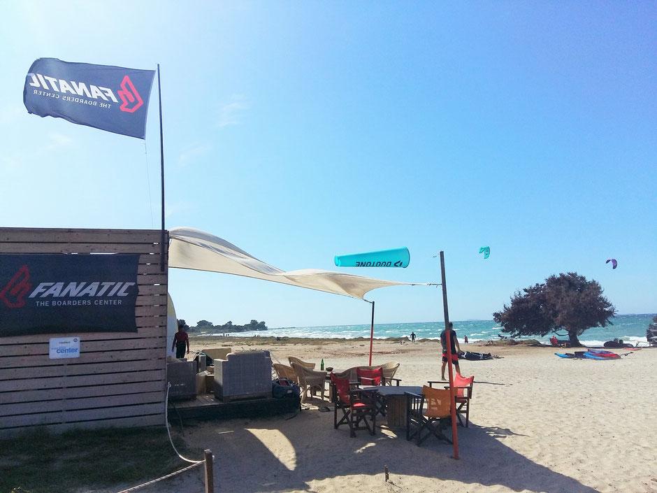 kitesurfen kos Horizon Surfing