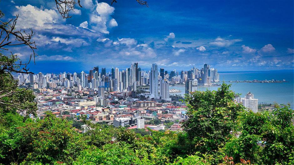 Reiseziele Januar Mittelamerika- Panama
