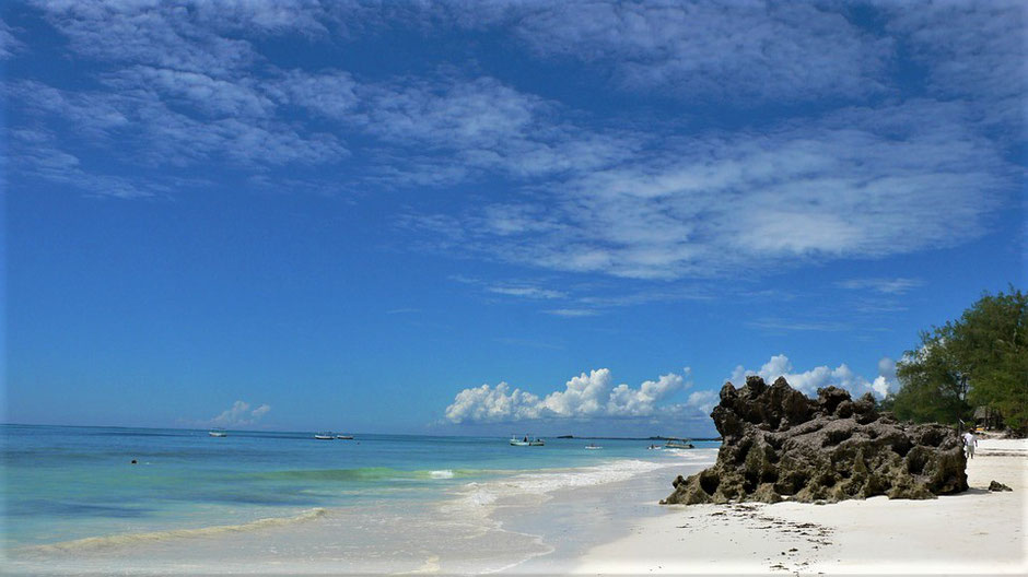 Reiseziele Februar Afrika - Kenias Badestrände am Indischen Ozean