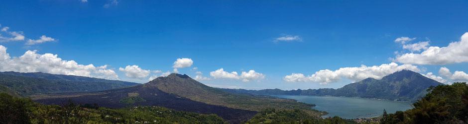 Mount Batur Bali Vulkan Wanderung Mit oder ohne Bergführer?