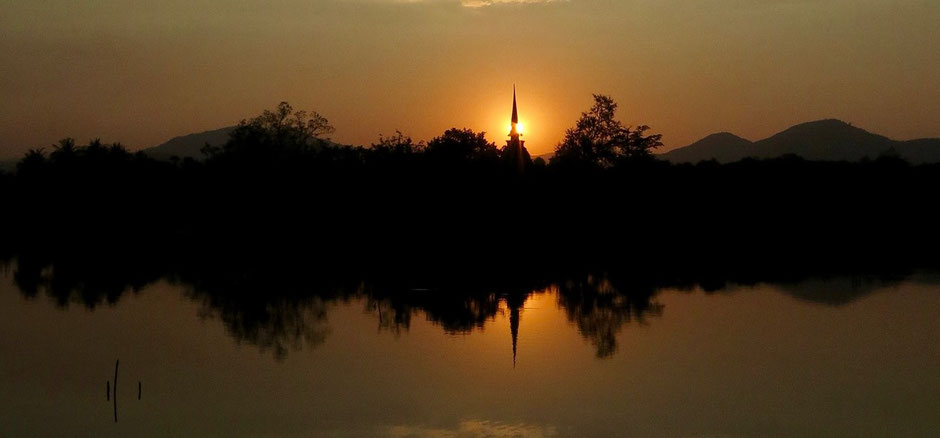 Sukhothai Thailand Sehenswürdigkeiten