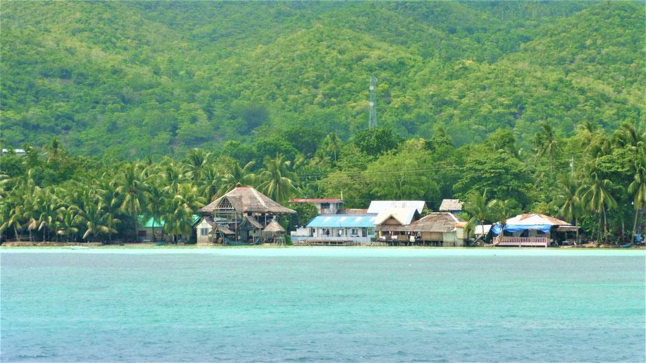 Reiseführer Siquijor Philippinen - Ankunft auf der Hexeninsel