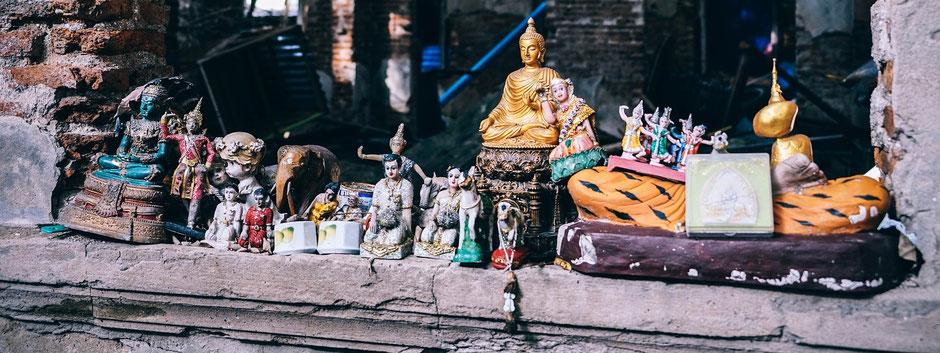 Sukhothai Thailand Sehenswürdigkeiten  - Historical Park