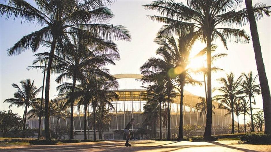 Durban Sehenswürdigkeiten: Moses Mabhida Stadium