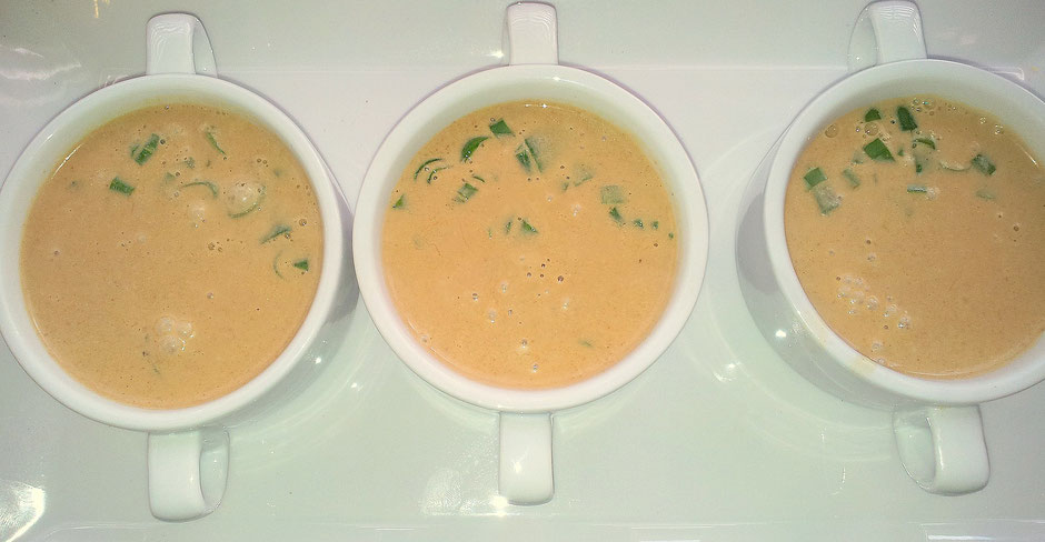 Sukhothai Thailand Sehenswürdigkeiten  - Kuay Tiew Suppe