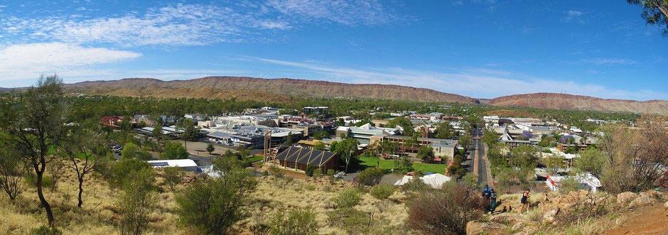 Top Reiseziele Australien: Alice Springs