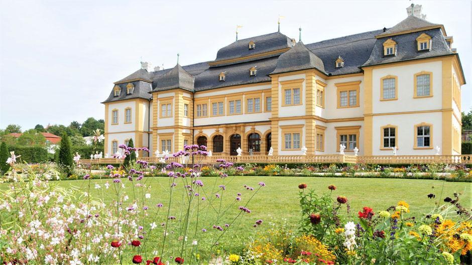 Würzburg Sehenswürdigkeiten: Schloss Veitshöchheim