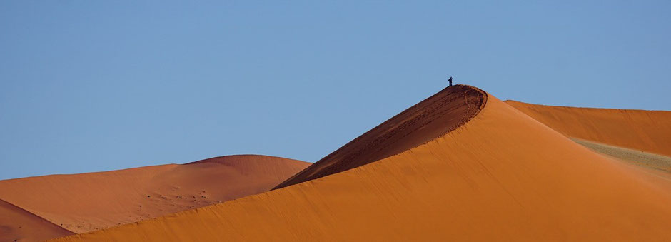Namibia Sossusvlei Reisebericht Beste Reisezeit