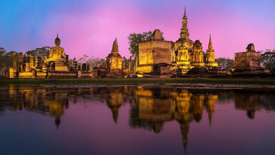 Reiseziele Februar Asien - Die Königsstädte im Norden von Thailand